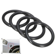 4X 5.5cm Bumper Fender Quick Release Fasteners Replacement Rubber Band O-Ring
