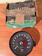 RVI4614/01, C30916, Smiths Tachometer, '71-'75 Jaguar E-Type 6 cyl