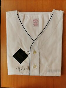 Brooks Brothers Men's XXL All Cotton Nightshirt Wrinkle Resistant
