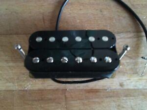 Fender Humbucker Bridge Pickup From FSR Blacktop Jazzmaster