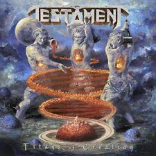 Testament - Titans Of Creation Jewel Case CD NEU/OVP