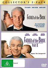 Father Of The Bride / Father Of The Bride: Part II (2) - Steve Martin - NEW DVD