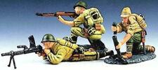 KING & COUNTRY IWO JIMA IWJ009 JAPANESE MORTAR & MACHINE GUN SET MIB