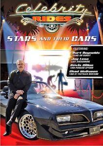 Celebrity Rides (DVD, 2010, 4-Disc Set) A4