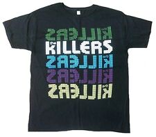 RARE RARE unworn Official The Killers Merchandise 5k Logo T-Shirt L