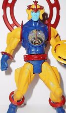 Masters of the universe 2002 CY-KLONE SY cyclone syklone complete motu he-man