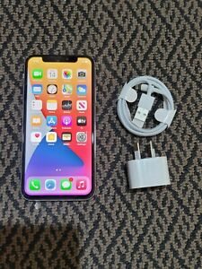 Iphone X white 256 GB AU Excellent Cosmetic and battery condition