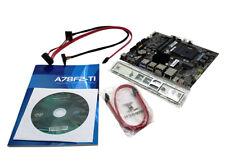 ECS A78F2-TI V1.0 AMD A78 CHIPSET FM2+ SOCKET SATA3 6GB/S MINI ITX MOTHERBOARD