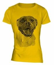 Short Sleeve Dogs Machine Washable T-Shirts for Women