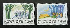Denmark Boy Scouts 2007 Uniform Camping (stamp) MNH