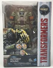 Hasbro Transformers The Last Knight Premier Edition AUTOBOT HOUND Robot NIB