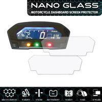 Honda NC750X NC750X INTEGRA 2016+ NANO GLASS Screen Protector x 2