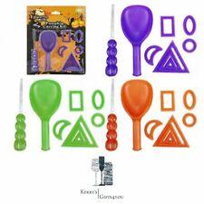 9pc Kit De Talla De Calabaza Halloween-Juego de herramientas-conjunto de Sierra Carver formas Scoop