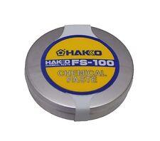 HAKKO  SOLDERING TIP CHEMICAL PASTE  FS100-01  MADE IN JAPAN