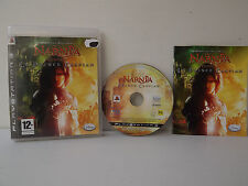 Narnia prince caspian ps3 Game Complete with Instructions