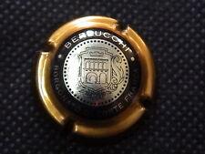 BERLUCCHI CAPSULA SPUMANTE  ( bordo oro )