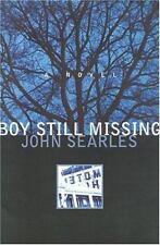 Boy Still Missing-ExLibrary