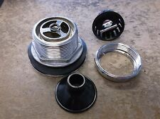 """NEW OEM CROWNLINE S/S TO PLASTIC 5/8"""" HOSE SINK DRAIN WITH STRAINER ASSY 33156"""