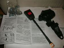 MGB SEAT BELT 3 POINT RETRACTABLE SECURON WITH REEL COVER, FITS MIDGETS ,1973-80