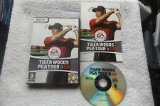 Tiger Woods PGA Tour 08 PC DVD-V.G.C. Fast Post (réaliste Golf Simulation)