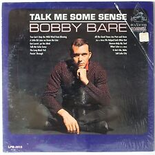 BOBBY BARE: Talk Me Some Sense USA RCA Victor MONO Vinyl LP NM- 1S/1S