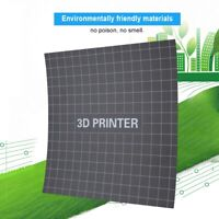 220*220mm Removable Glass Hot Bed Sticker + Build Plate For Ender-3 3D Printer