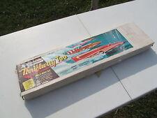 "Vintage Dumas 1306 Miss Thriftway Too Mahogany Model 24"" Boat – Multi-Boat Kit"