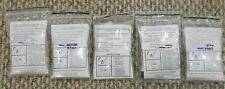 5 New FRAAS G.I. Military eye dressing eyewash Army First Aid Kit