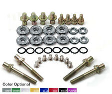 Racing Evtec Valve Cover Washers Bolt Hardware Kit For Honda Civic Acura Integra