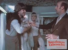 Kreuzberger Liebesnächte (Kinofoto '80) - Sascha Hehn / Ursula Buchfellner