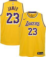 Nike LeBron James Gold NBA Fan Apparel & Souvenirs for sale | eBay