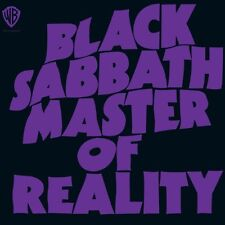 BLACK SABBATH CD - MASTER OF REALITY [2CD DELUXE EDITION](2016) - NEW UNOPENED