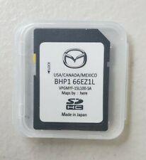 2020 Update Mazda Navigation SD Card Bhp1 66 Ez1l 3 6 Cx-5 Cx-3 Cx-9 MX
