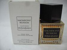YVES SAINT LAURENT MAGNIFICENT BLOSSOM Perfume Eau de Parfum 2.7 oz /75 ml