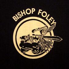 BISHOP FOLEY med T shirt high school Catholic tee Detroit VENTURES viking logo
