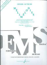 MéliMélodies - Solfège chanté - Volume 3 : 2e cycle A (Préparatoire)