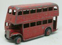 Vintage Morestone RN7 Double Decker Bus 1950s