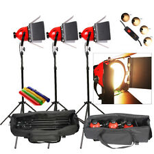 Rhkitpb 3 Set video studio Red Head Luce 800w illuminazione Video con Dimmer