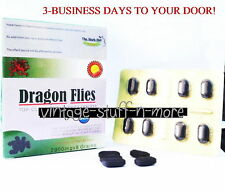 8-2900 mg DRAGON FLIES Herbal VOLUME PILLS Improve Your Libido! U.S.A. SELLER!