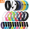 For Xiaomi Mi band 3 New Silicone Wrist Strap WristBand Bracelet A#