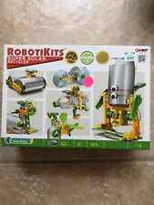 RobotiKits Super Solar Recycler OWI-MSK616 new toy 6-in-1 kit DIY