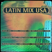 "SHAKIRA / WYCLEF / ALBITA ""LATIN MIX USA"" 1998 2X VINYL LP COMPILATION *SEALED*"