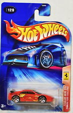 HOT WHEELS 2004 FERRARI HEAT  2/5  F355 CHALLENGE #129 PR5 WHEELS