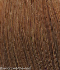 "AMERICAN DREAM QUICK FIX CLIP 12""WEFT HAIR EXTENSIONS 6B LIGHT GOLDEN BROWN 18"""