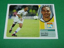 CHANELET OLYMPIQUE LYON OL GERLAND PANINI FOOT 2003 FOOTBALL 2002-2003