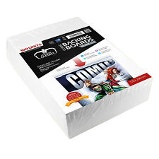 Ultimate Guard 100 Silver Age Size Comic Book Backing Boards -Storage Protection