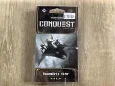 Games Workshop  Warhammer 40k Conquest Boundless Hate War Pack