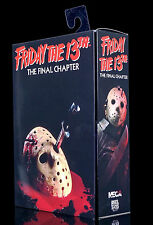 NECA - Friday the 13th - Final Chapter - Ultimate Jason Voorhees - NEUF/emballé