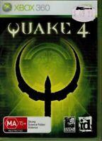 Mint Disc Xbox 360 Quake 4 IV - Free Postage