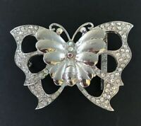 Rhinestone Insect Butterfly Cool Belt Buckle Belts Buckles